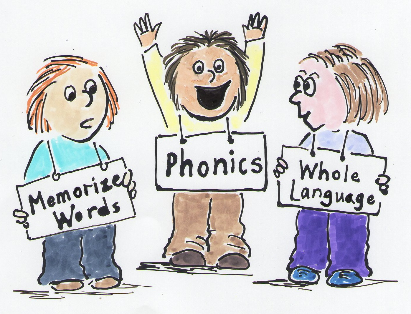 why teach phonics?