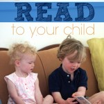10 reasons to read to your child!