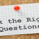 Ask the right question to your child